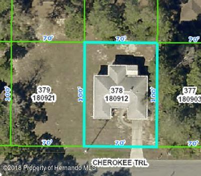 7467 Cherokee Trail