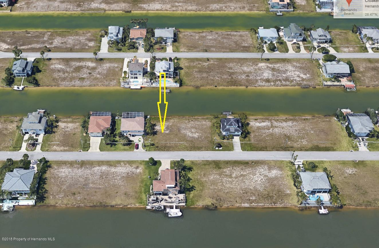 Details for Lot 19 Croaker Drive, Hernando Beach, FL 34607