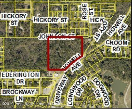 0 Howell Avenue, Brooksville, FL 34601