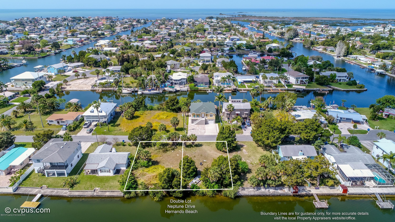 Details for 0 Neptune Drive, Hernando Beach, FL 34607
