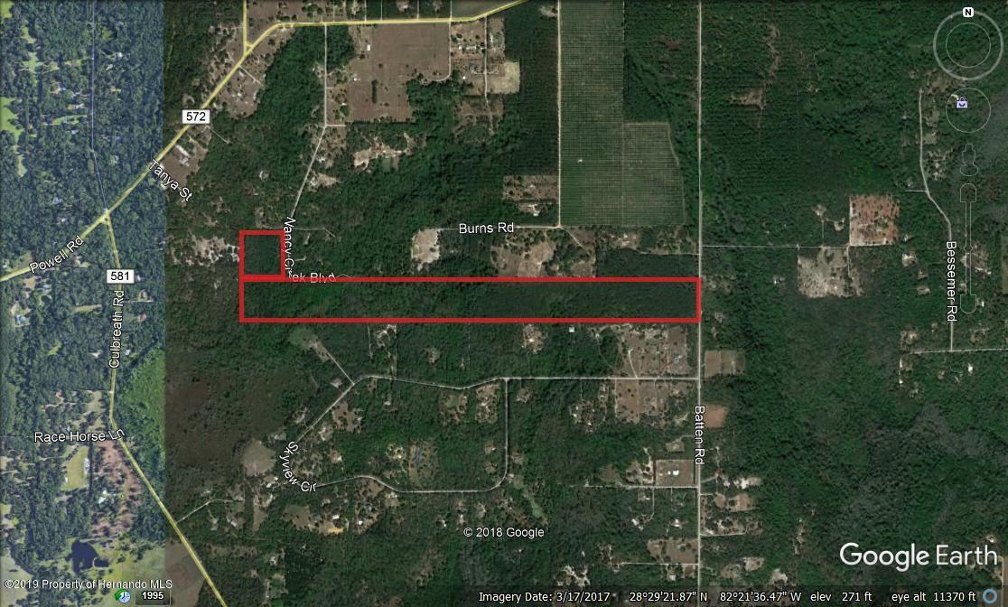 Details for 00 Batten Road, Brooksville, FL 34602