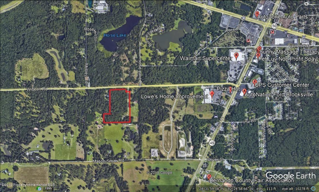 Details for 00 Wiscon Road, Brooksville, FL 34601