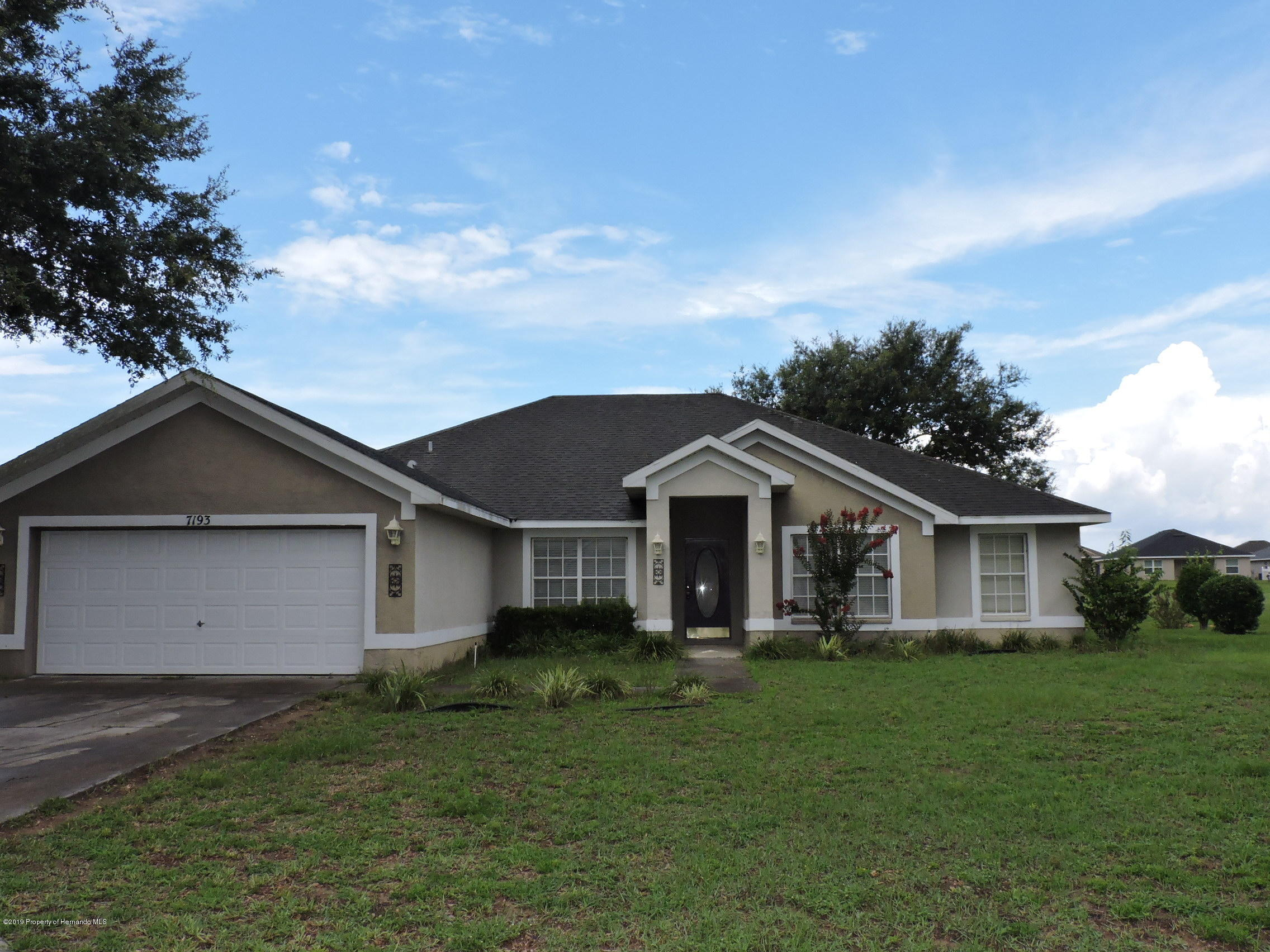 Details for 7193 Periwinkle Court, Brooksville, FL 34602