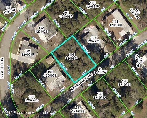 Details for 0 Ayerswood Drive, Brooksville, FL 34604