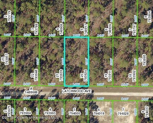 0 Latchwood Avenue, Brooksville, FL 34614
