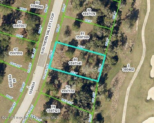 0000 Southern Valley Loop, Brooksville, FL 34601