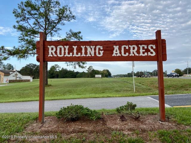 Details for 0 Rolling Acres Drive, Brooksville, FL 34602
