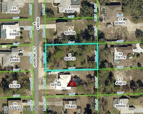 0 Jasbow Junction, Brooksville, FL 34613