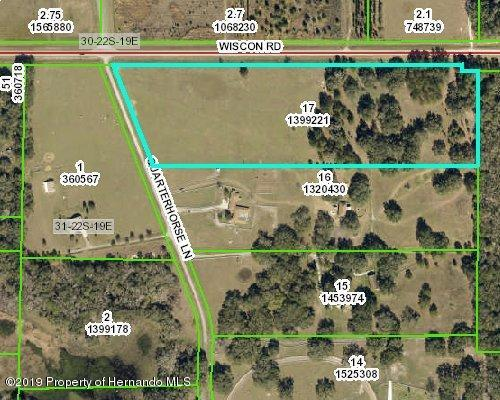 Details for 0 Wiscon Road, Brooksville, FL 34601