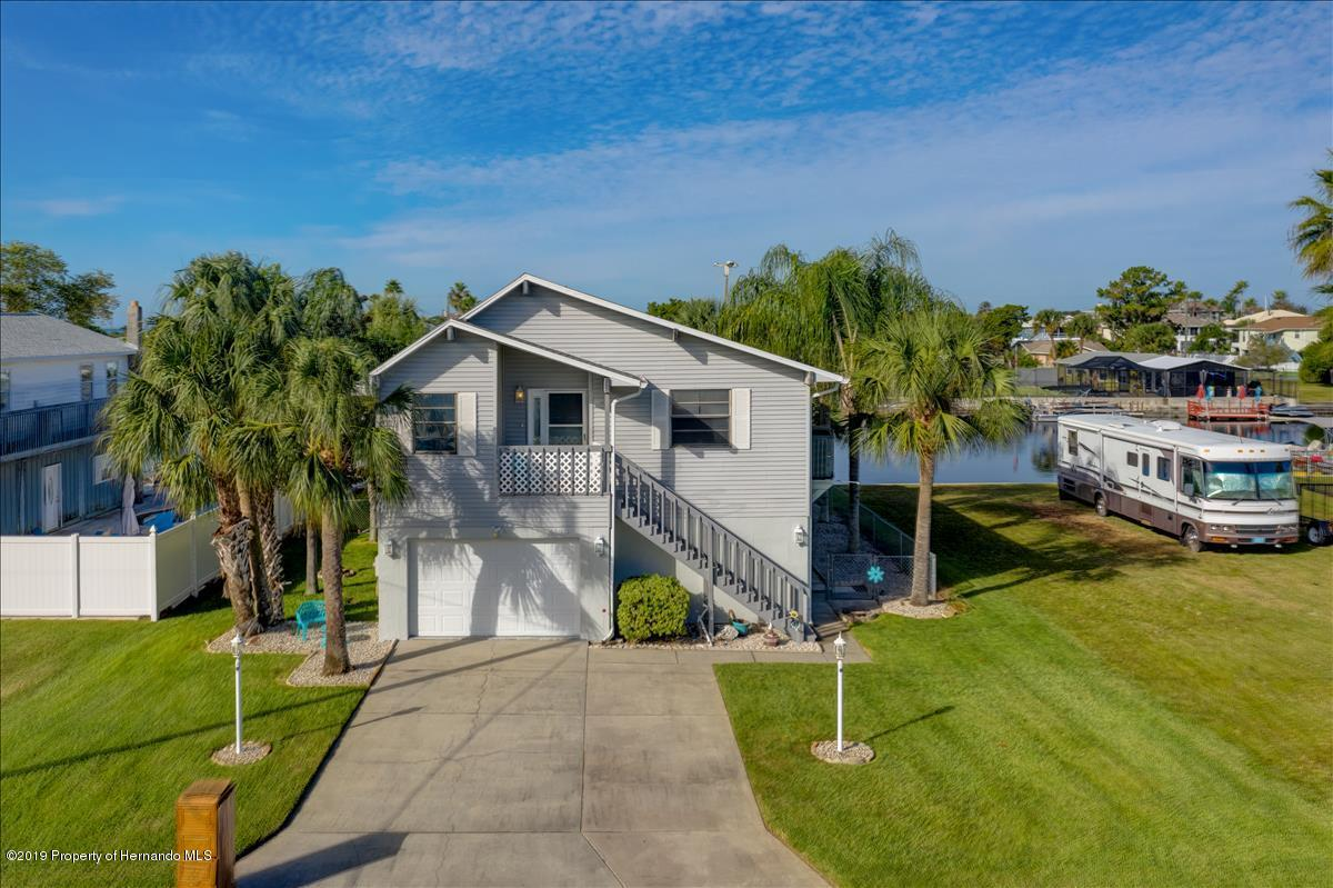 4139 Diaz Court, Hernando Beach, FL 34607