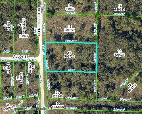 Listing Details for 0 Glenchester Drive, Webster, FL 33597