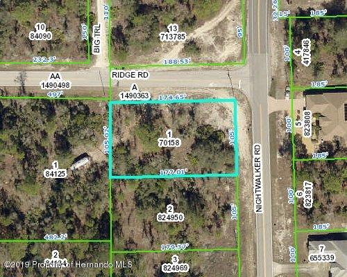 Listing Details for 0 Nightwalker Road, Weeki Wachee, FL 34613