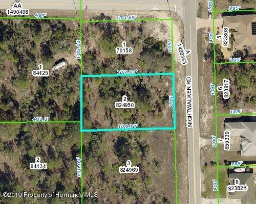 0 Nightwalker Road, Weeki Wachee, FL 34613