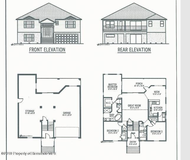 Details for 3472 Triggerfish, Hernando Beach, FL 34607