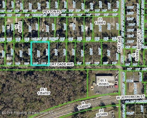 Details for 20083 Fort Dade Avenue, Brooksville, FL 34601