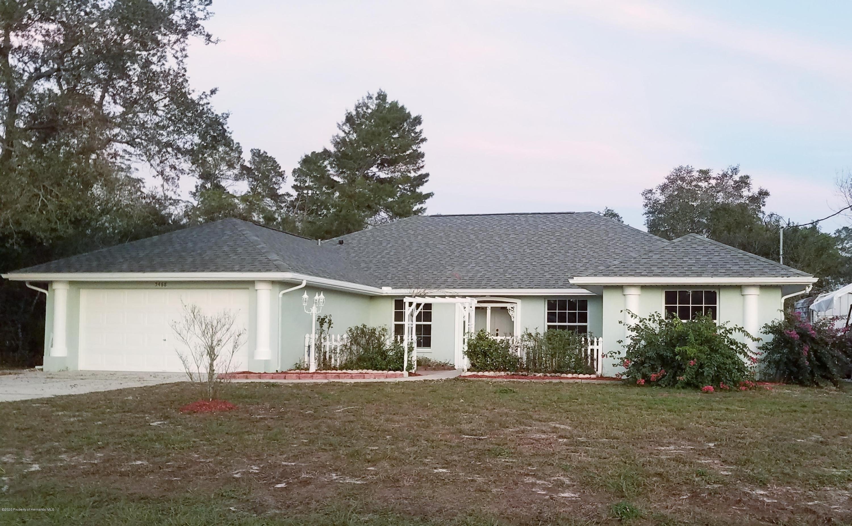 5468 Mosquero Road, Spring Hill, FL 34606