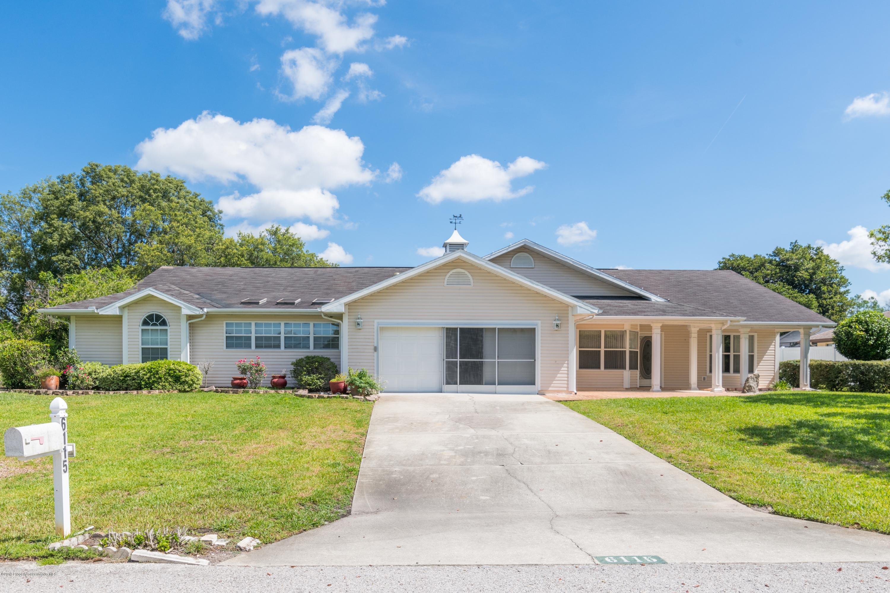 6115 India Drive, Spring Hill, FL 34608