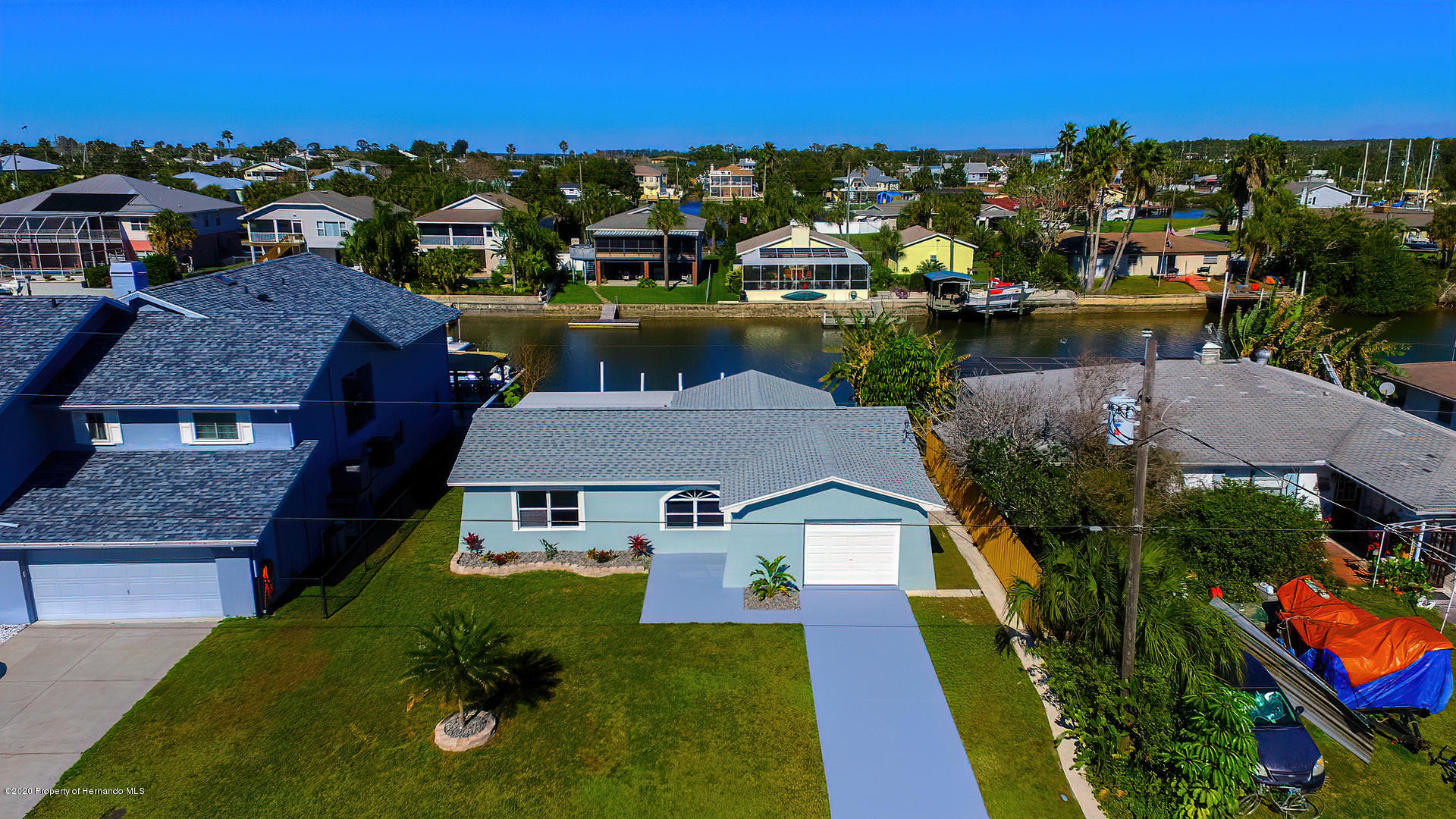 4367 Tahiti Drive, Hernando Beach, FL 34607