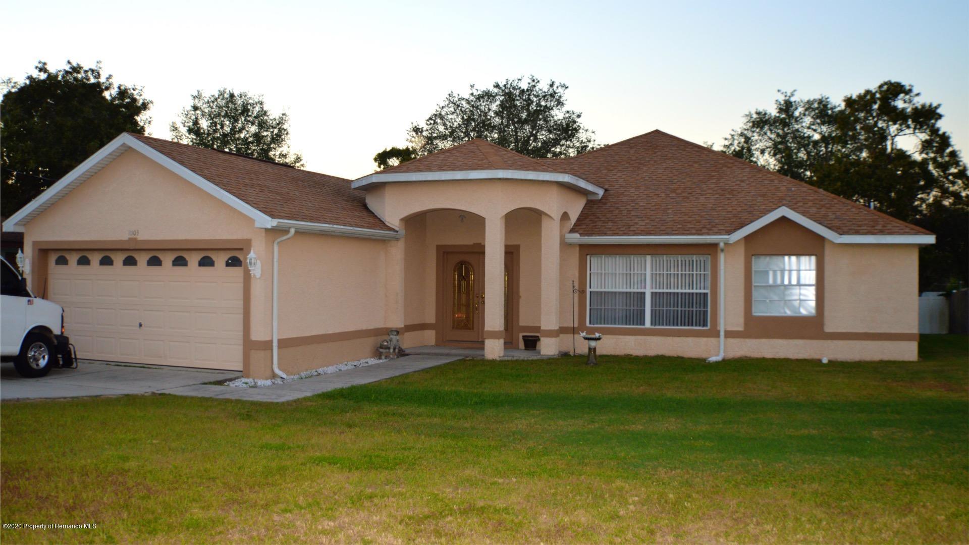 11103 Tilburg Street, Spring Hill, FL 34608
