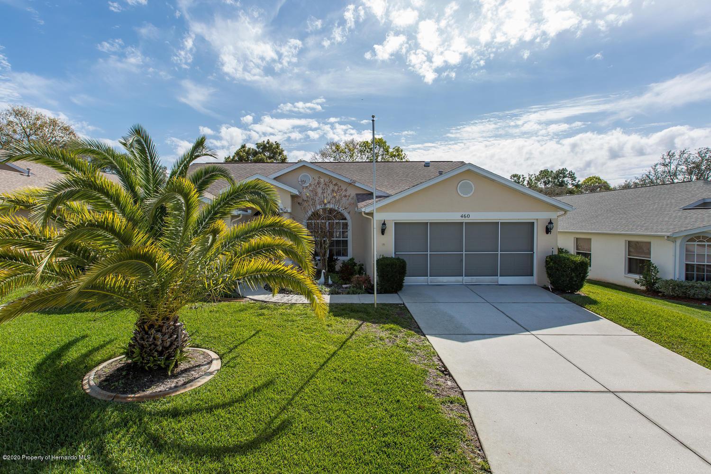 460 Mistwood Court, Spring Hill, FL 34609