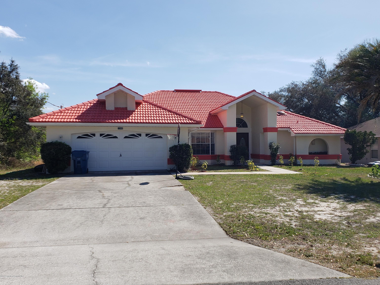 10446 Baylor Drive, Spring Hill, FL 34608