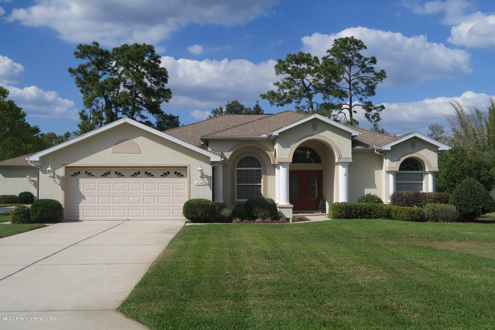 14382 Nugent Circle, Spring Hill, FL 34609