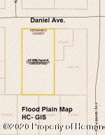 Key 143197 Flood Plain Map