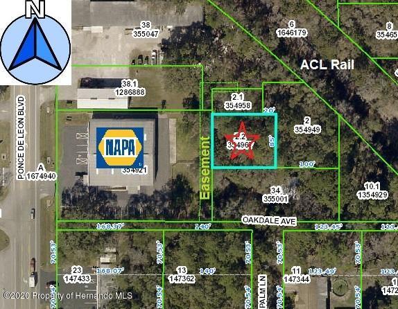 Details for 0 Oakdale Avenue, Brooksville, FL 34601