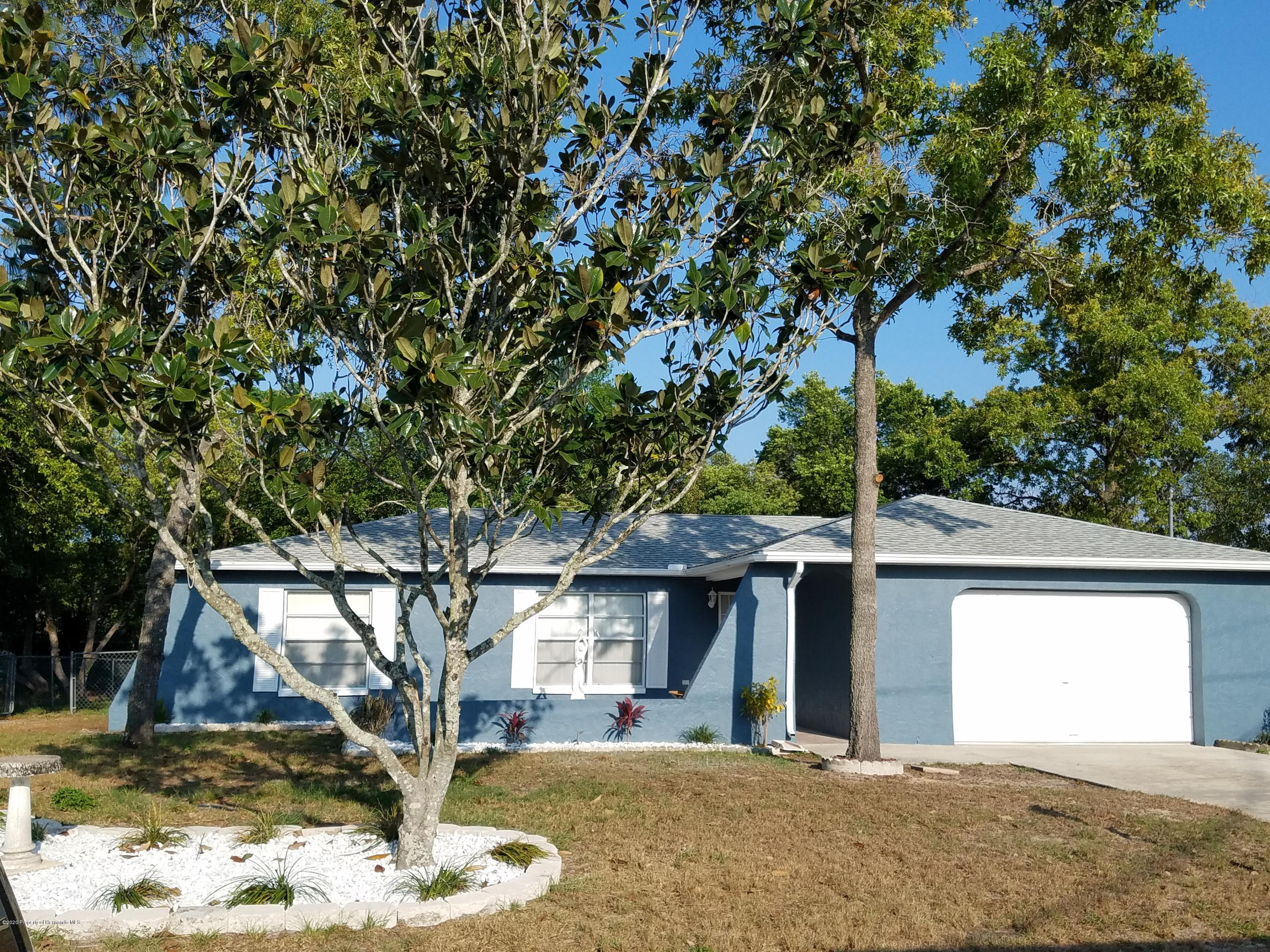 2270 Amherst Avenue, Spring Hill, FL 34609