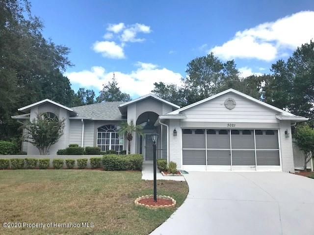 3021 Saw Mill Lane, Spring Hill, FL 34606