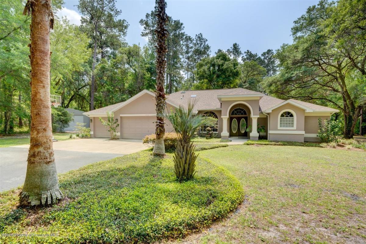 22136 Chenoak Road, Brooksville, FL 34602