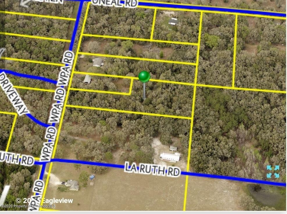 0 Wpa Road, Brooksville, FL 34601