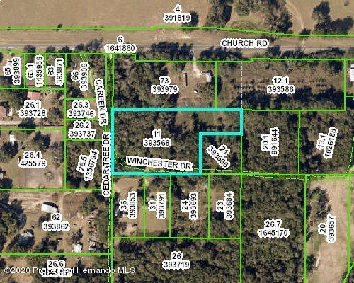 Details for 0 Cedar Tree Drive, Brooksville, FL 34602