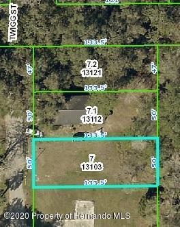 Details for 0 Twigg Street, Brooksville, FL 34601