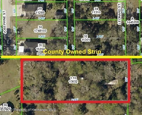 Details for P Leonard Street, Brooksville, FL 34601