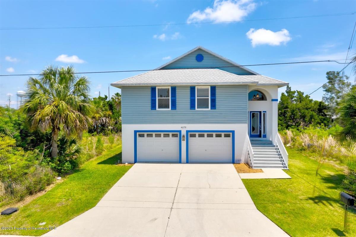 4075 Flamingo Boulevard, Hernando Beach, FL 34607