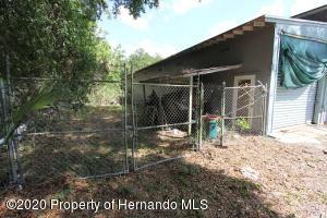 CV.Rear building.Fence area