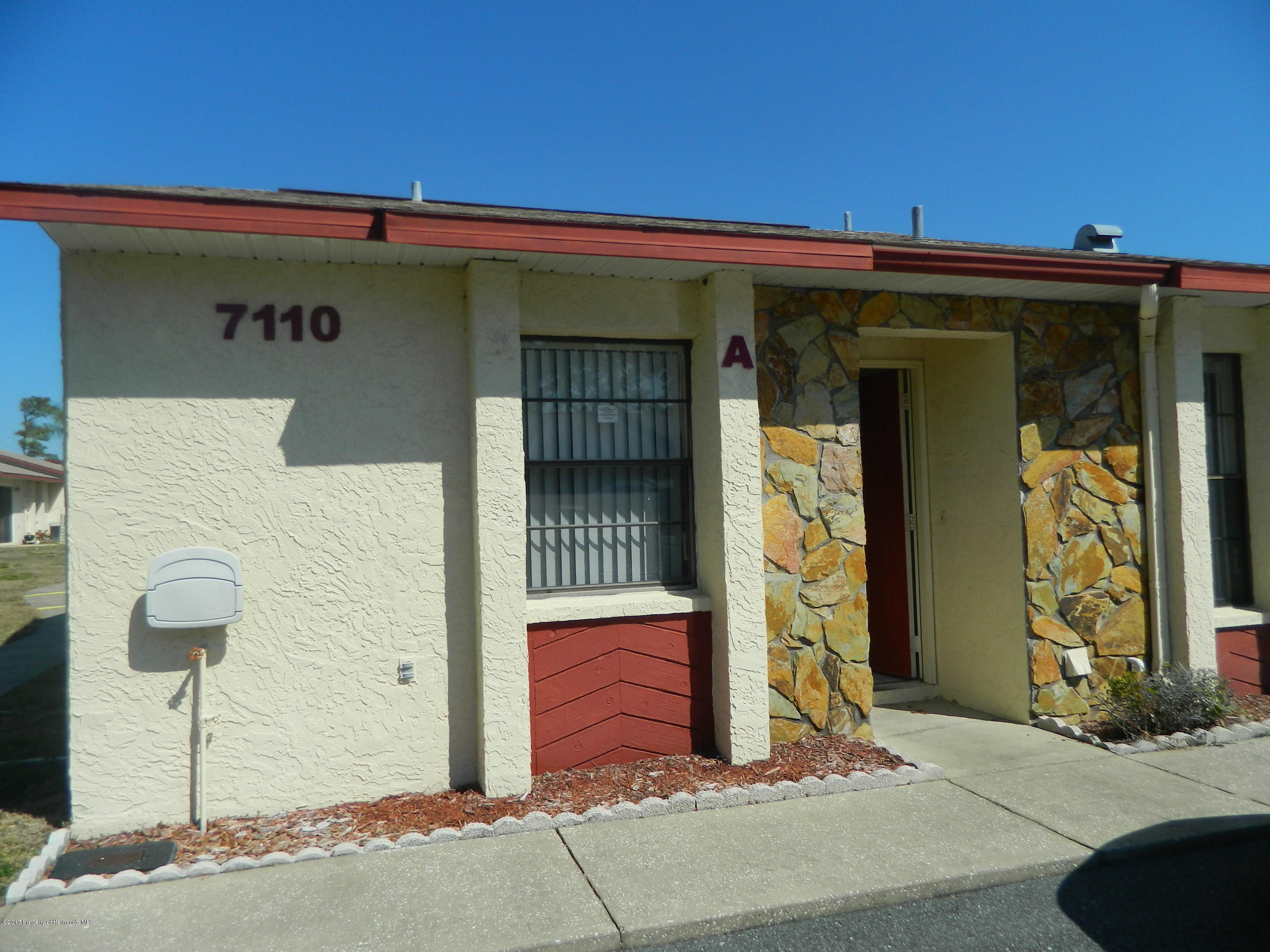 7110 Barclay Avenue A