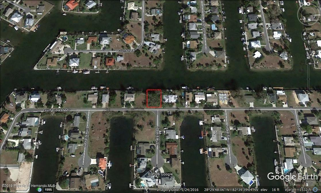 Listing Details for 00 Gulf Coast (lot 9) Drive, Hernando Beach, FL 34607