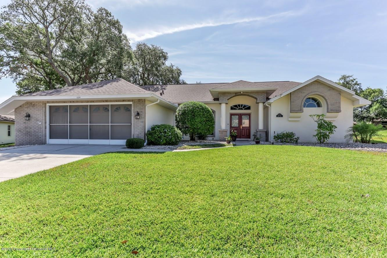 1034 Hook Drive, Spring Hill, FL 34608