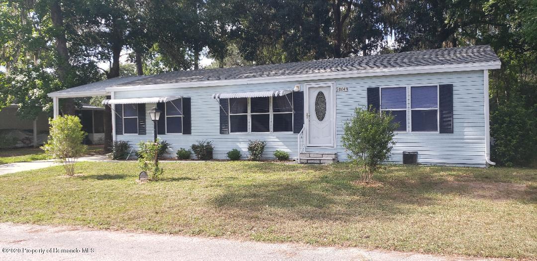 Details for 18049 Carrolwood Drive, Brooksville, FL 34604