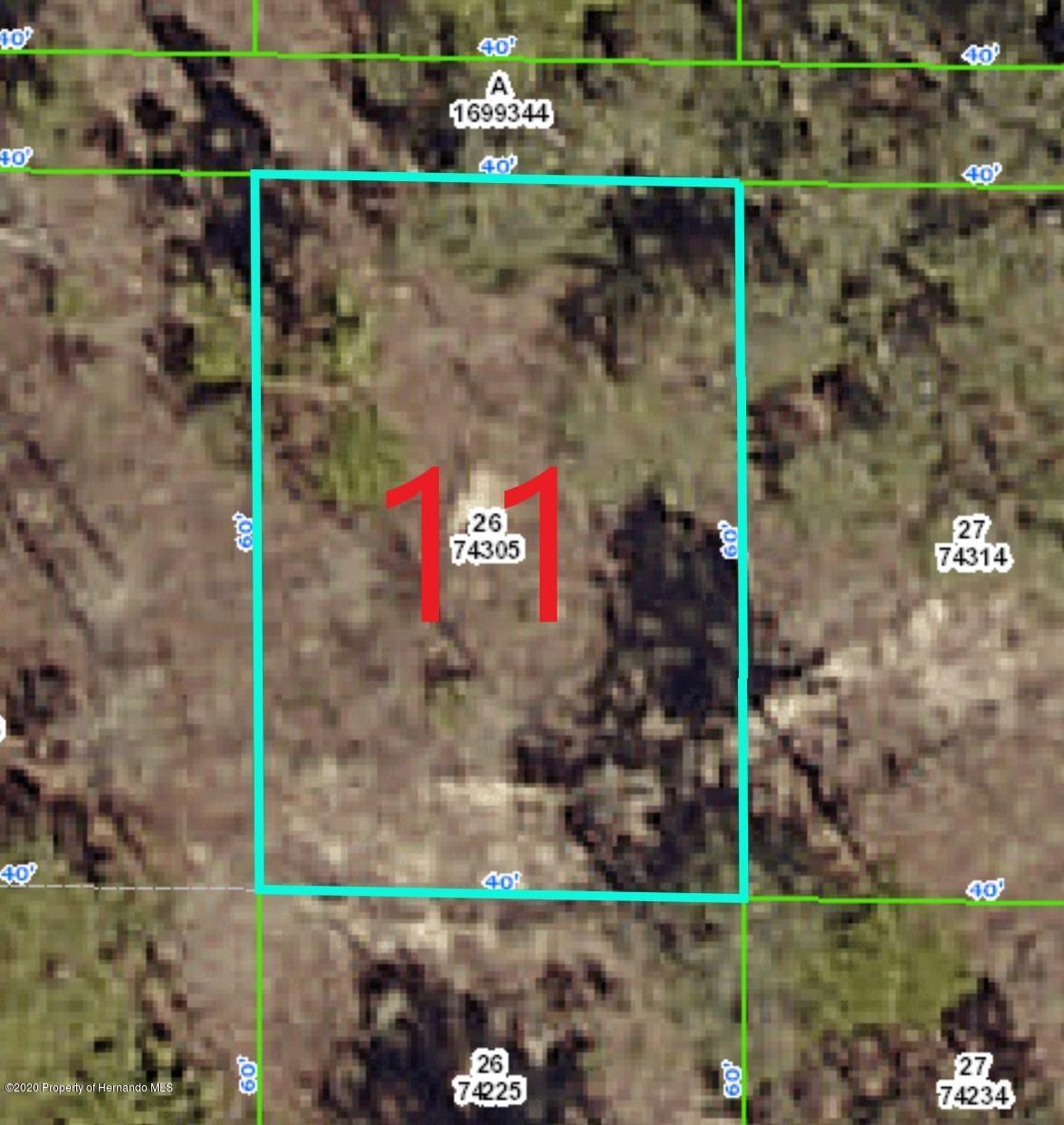 Details for 0 Rock Duck Avenue, Weeki Wachee, FL 34614