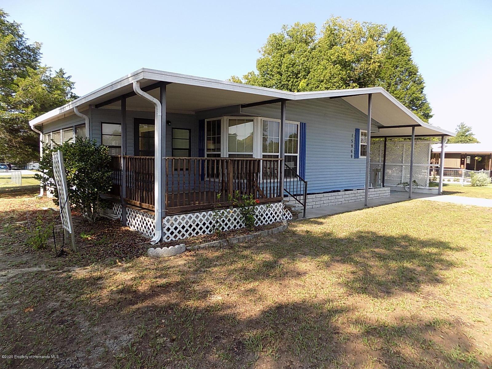 15969 Brookridge Boulevard, Brooksville, FL 34613