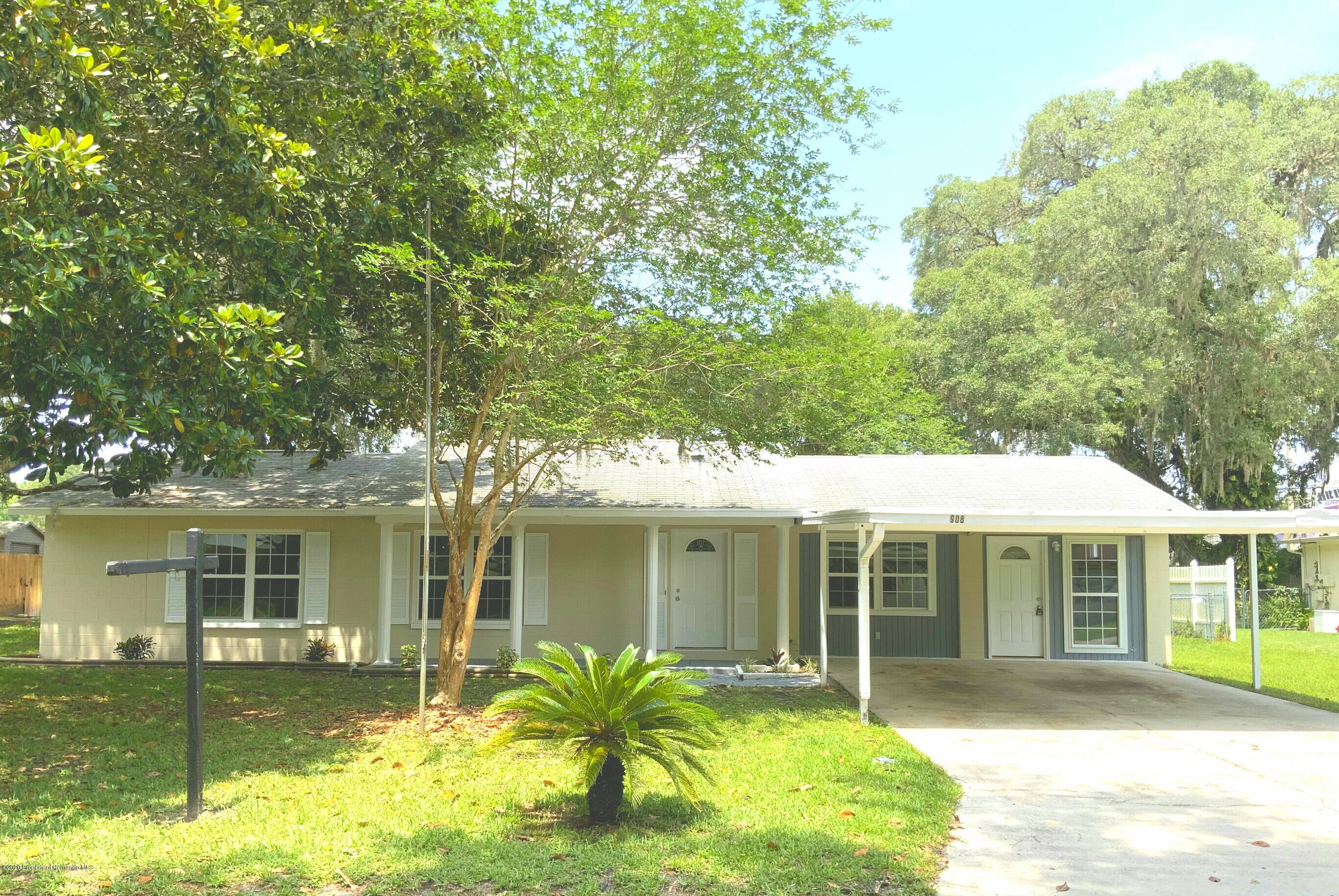 908 Cedar Drive, Brooksville, FL 34601