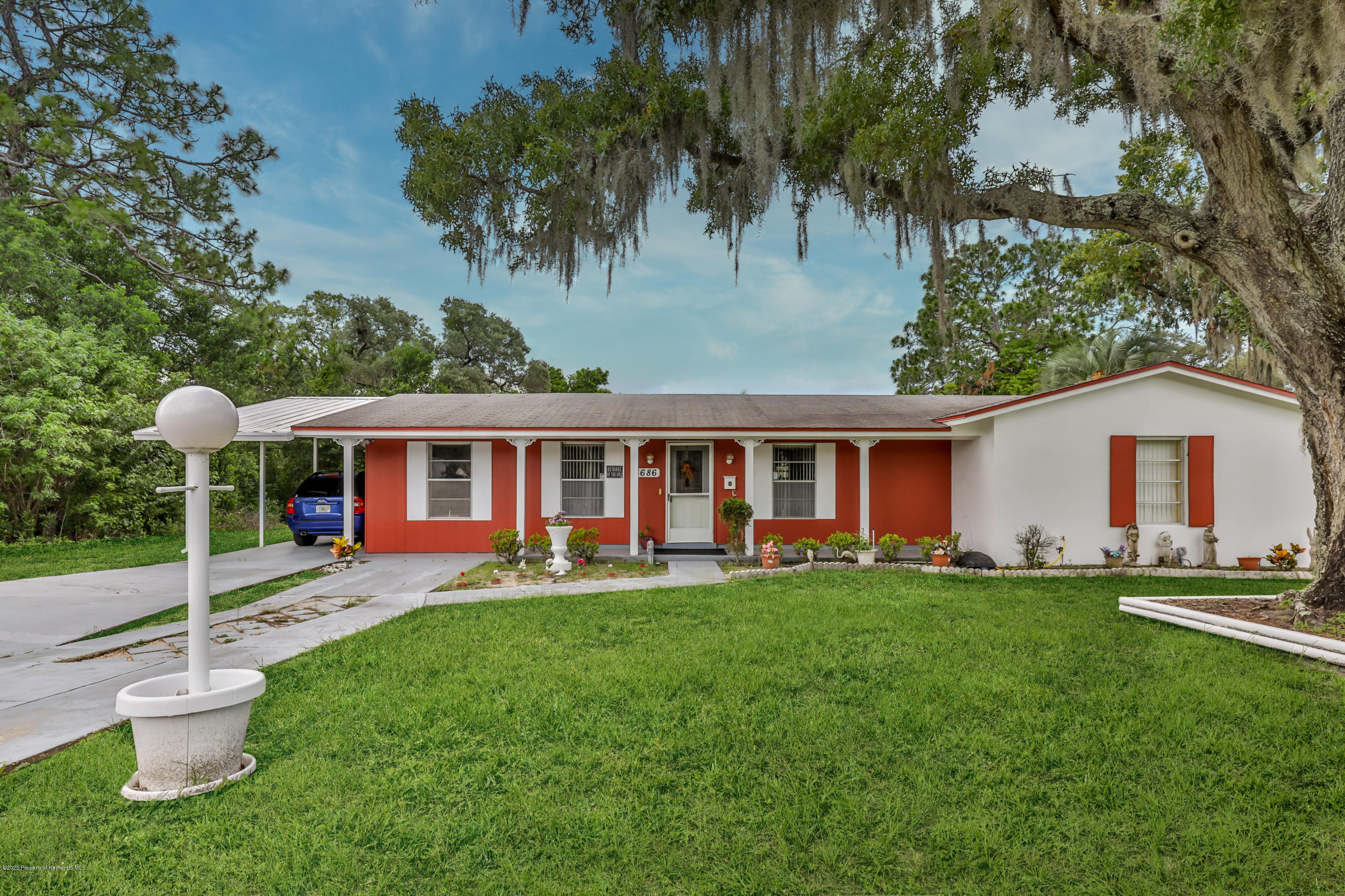 6686 Treehaven Drive, Spring Hill, FL 34606