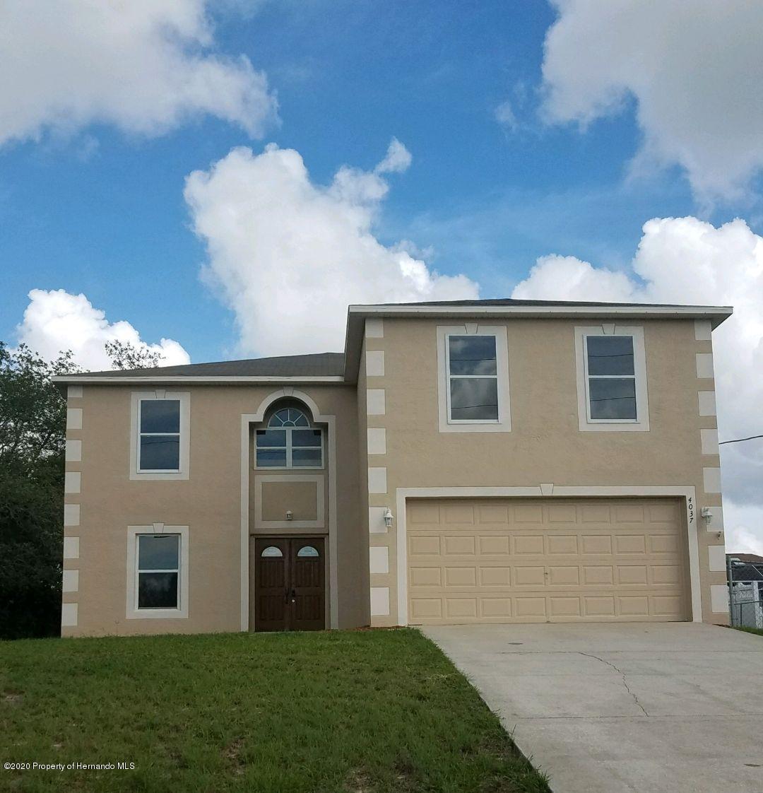 4037 Chadwick Avenue, Spring Hill, FL 34609