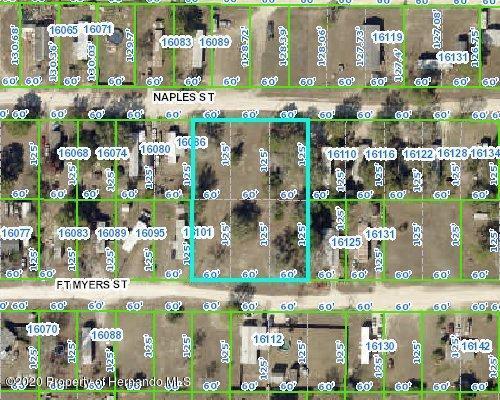 Details for 0000 Fort Myers Street, Brooksville, FL 34604