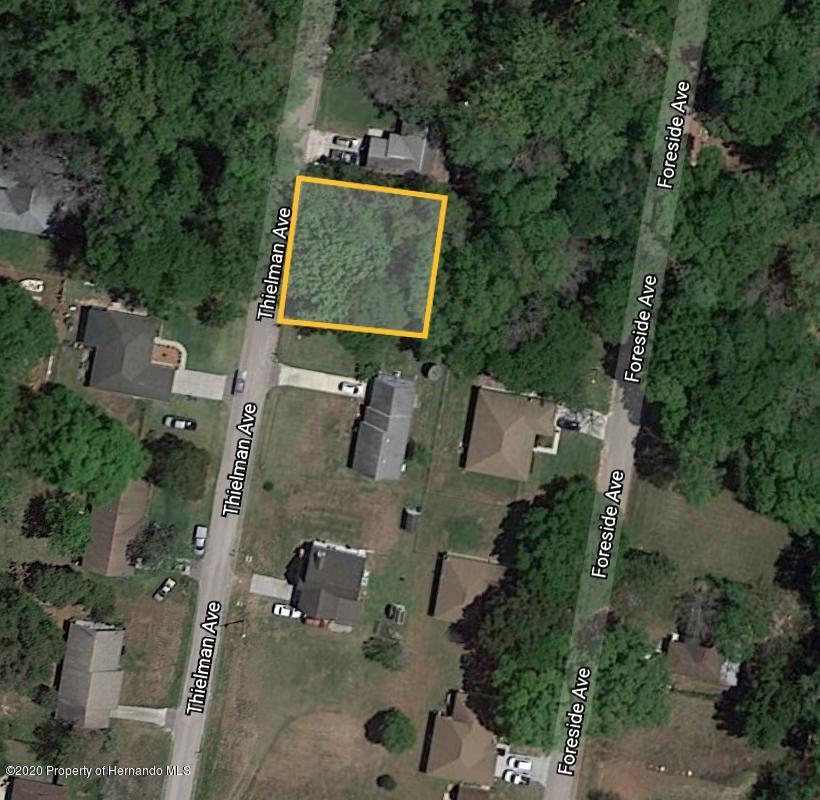 Details for 23186 Thielman Ave, Lot 113, Brooksville, FL 34601