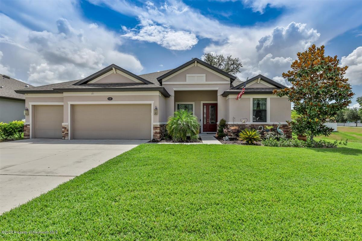 Details for 640 Challice Drive, Spring Hill, FL 34609
