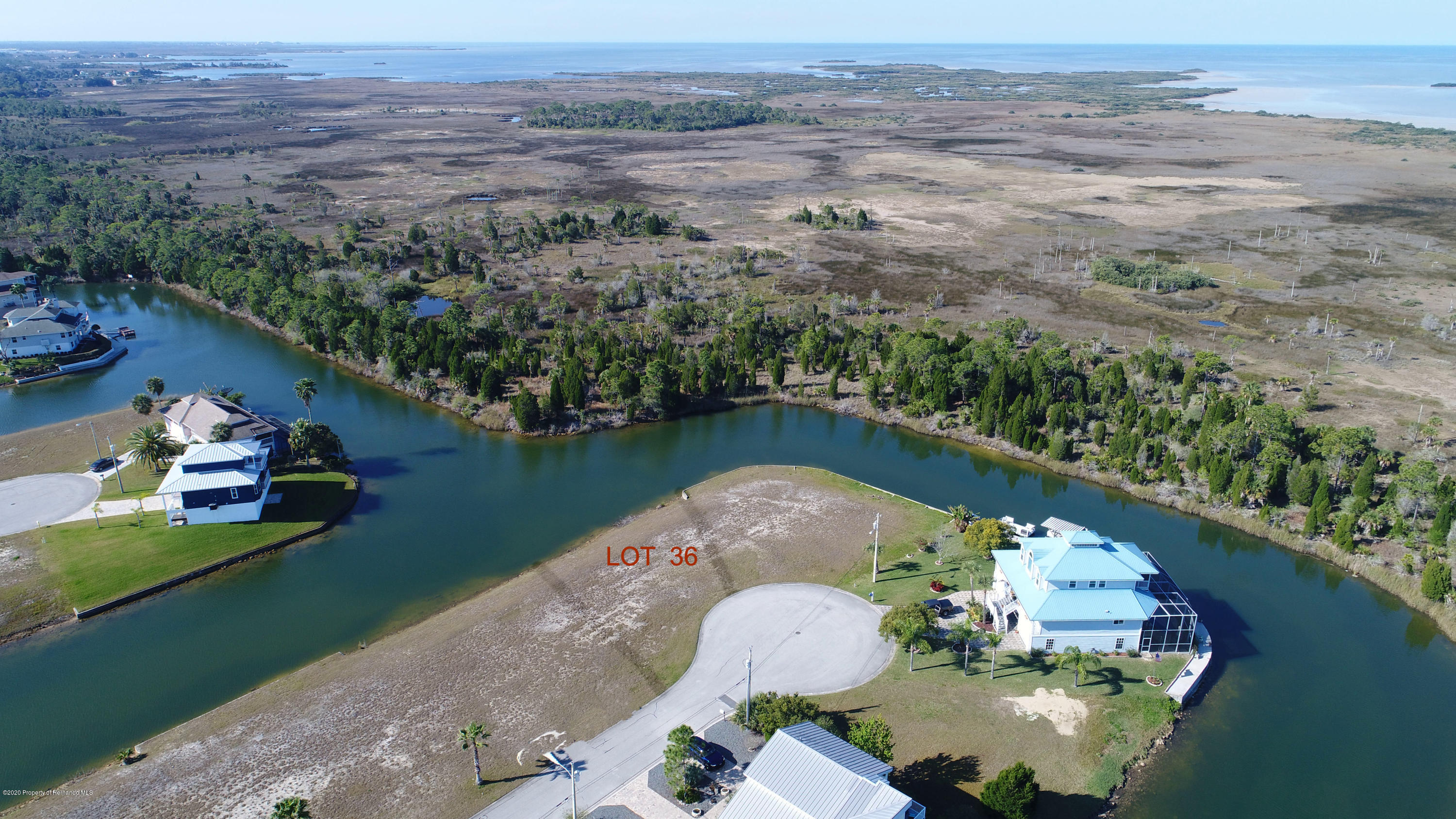 Details for Lot 36 Croaker, Hernando Beach, FL 34607